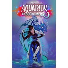 AQUARIUS BOOK OF MER #1 CVR A RICHARDSON