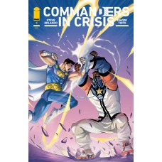 COMMANDERS IN CRISIS #8 (OF 12) CVR A TINTO (MR)