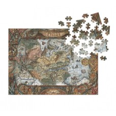 DRAGON AGE WORLD OF THEDAS MAP PUZZLE (C: 0-1-2)