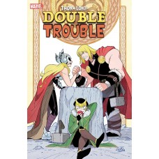 THOR AND LOKI DOUBLE TROUBLE #3 (OF 4)