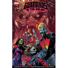 GUARDIANS OF THE GALAXY #14 SPROUSE PREDATOR VAR