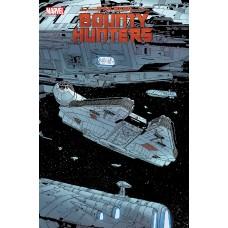 STAR WARS BOUNTY HUNTERS #12 SPROUSE EMPIRE STRIKES BACK VAR