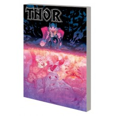 THOR BY JASON AARON COMPLETE COLLECTION TP VOL 03