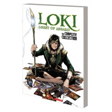 LOKI AGENT OF ASGARD COMPLETE COLLECTION TP NEW PTG