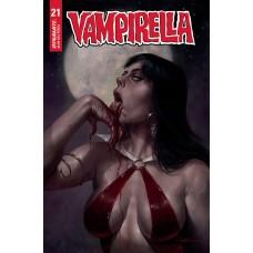 VAMPIRELLA #21 CVR A PARRILLO