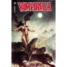 VAMPIRELLA #21 CVR B MASTRAZZO
