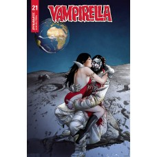 VAMPIRELLA #21 CVR D GUNDUZ