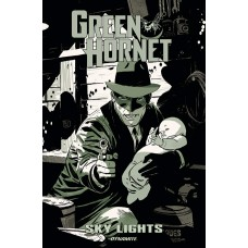 GREEN HORNET SKY LIGHTS TP