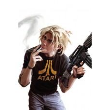 GUNG HO ANGER #1 CVR B DANIEL CLARKE (MR)