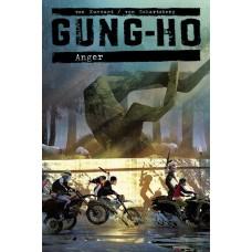 GUNG HO ANGER #1 CVR D VON KUMMANT (MR)