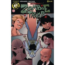 ZOMBIE TRAMP ONGOING #82 CVR A MACCAGNI (MR)