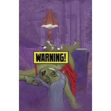 ZOMBIE TRAMP ONGOING #82 CVR F ANDREW HERMAN VIRGIN RISQUE (