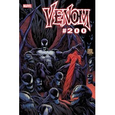DF VENOM LEGACY #200 CGC GRADED (C: 0-1-2)