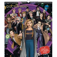 DOCTOR WHO SPECIAL ED 2022 WALL CALENDAR (C: 1-1-1)