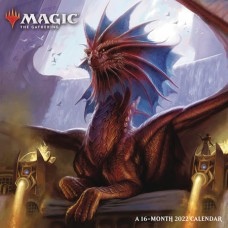 MAGIC THE GATHERING 2022 16 MONTH WALL CALENDAR (C: 1-1-1)