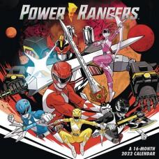 POWER RANGERS 2022 16 MONTH WALL CALENDAR (C: 1-1-1)