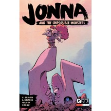 JONNA AND THE UNPOSSIBLE MONSTERS #3 CVR A SAMNEE