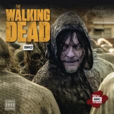 WALKING DEAD AMC 2022 WALL CALENDAR (C: 0-1-1)