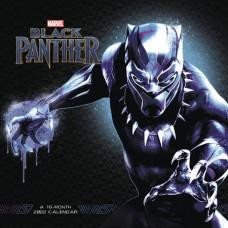 BLACK PANTHER 2022 WALL CALENDAR (C: 1-1-1)