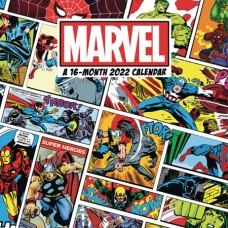 MARVEL COMICS 2022 16 MONTH WALL CALENDAR (C: 1-1-1)