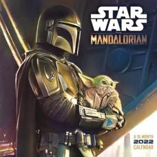 STAR WARS MANDALORIAN 2022 WALL CALENDAR (C: 1-1-1)
