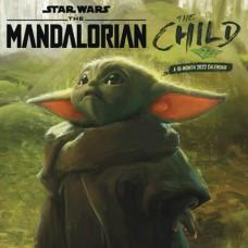 STAR WARS MANDALORIAN THE CHILD 2022 WALL CAL (C: 1-1-1)