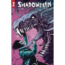 SHADOWMAN (2020) #2 CVR B WIJNGAARD Offered again)
