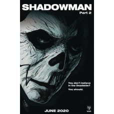 SHADOWMAN (2020) #2 CVR C FRANCAVILLA Offered again)