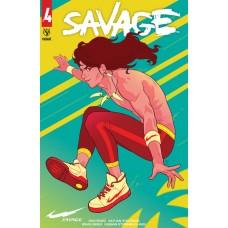 SAVAGE (2020) #4 CVR B GANUCHEAU
