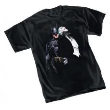 DC BATMAN CHOKEOUT T/S MED (C: 1-1-2)