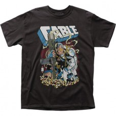 MARVEL COMICS CABLE SHELL CASTINGS T/S XL (C: 1-1-2)