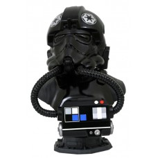 STAR WARS LEGENDS IN 3D TIE PILOT 1/2 SCALE BUST (C: 1-1-2)