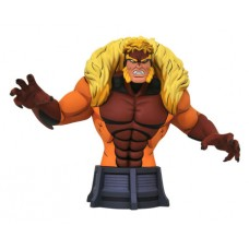 MARVEL ANIMATED X-MEN SABRETOOTH BUST (C: 1-1-2)