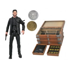 JOHN WICK DLX ACTION FIGURE SET