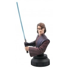 STAR WARS CLONE WARS ANAKIN SKYWALKER 1/7 SCALE BUST (C: 1-1