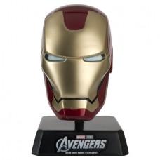 MARVEL HERO COLLECTOR MUSEUM #1 IRON MAN MARK VII HELMET (C: