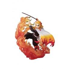 DEMON SLAYER KYOJURO RENGOKU FLAME BREATHING S.H.FIGUARTS AF