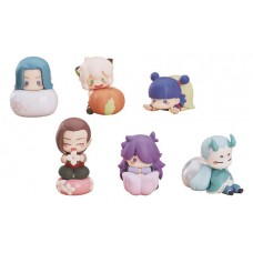 THE LEGEND OF HEI WAGASHI COLLECTIBLE FIGURES 6PC BMB DS (C: