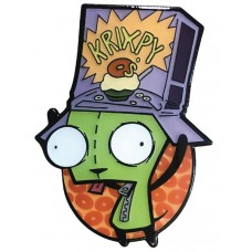 INVADER ZIM GIRS CEREAL HAT PIN (C: 1-1-2)