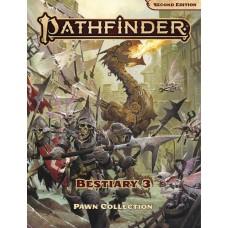 PATHFINDER BESTIARY 3 PAWN COLL (P2)