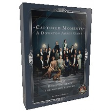 CAPTURED MOMENTS A DOWNTOWN ABBEY CARD GAME (C: 0-1-2)