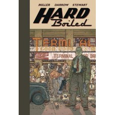 HARD BOILED HC ED 02