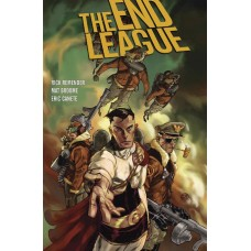 END LEAGUE LIBRARY ED HC
