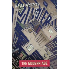 MISTER X THE MODERN AGE TP
