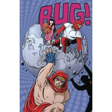 BUG THE ADVENTURES OF FORAGER #3 (OF 6) (MR)