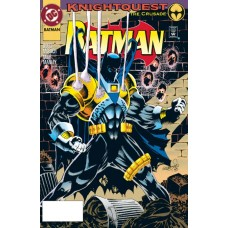 BATMAN KNIGHTFALL OMNIBUS HC VOL 02