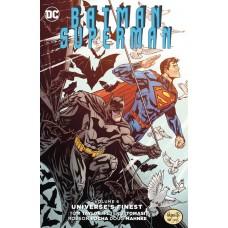 BATMAN SUPERMAN TP VOL 06 UNIVERSES FINEST
