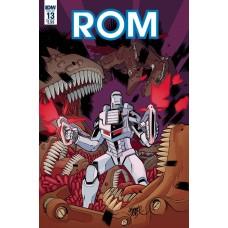 ROM #13 CVR A LAFUENTE