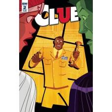 CLUE #2 CVR A CHARM