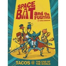 SPACEBAT & THE FUGITIVES GN BOOK 01